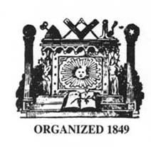 Organized 1849