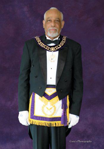 RW Grand Secretary, Jimmie L. Stanton