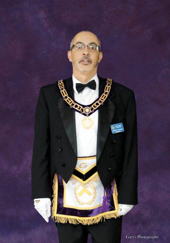 RW Deputy Grand Master, Kelvin L. Harmon